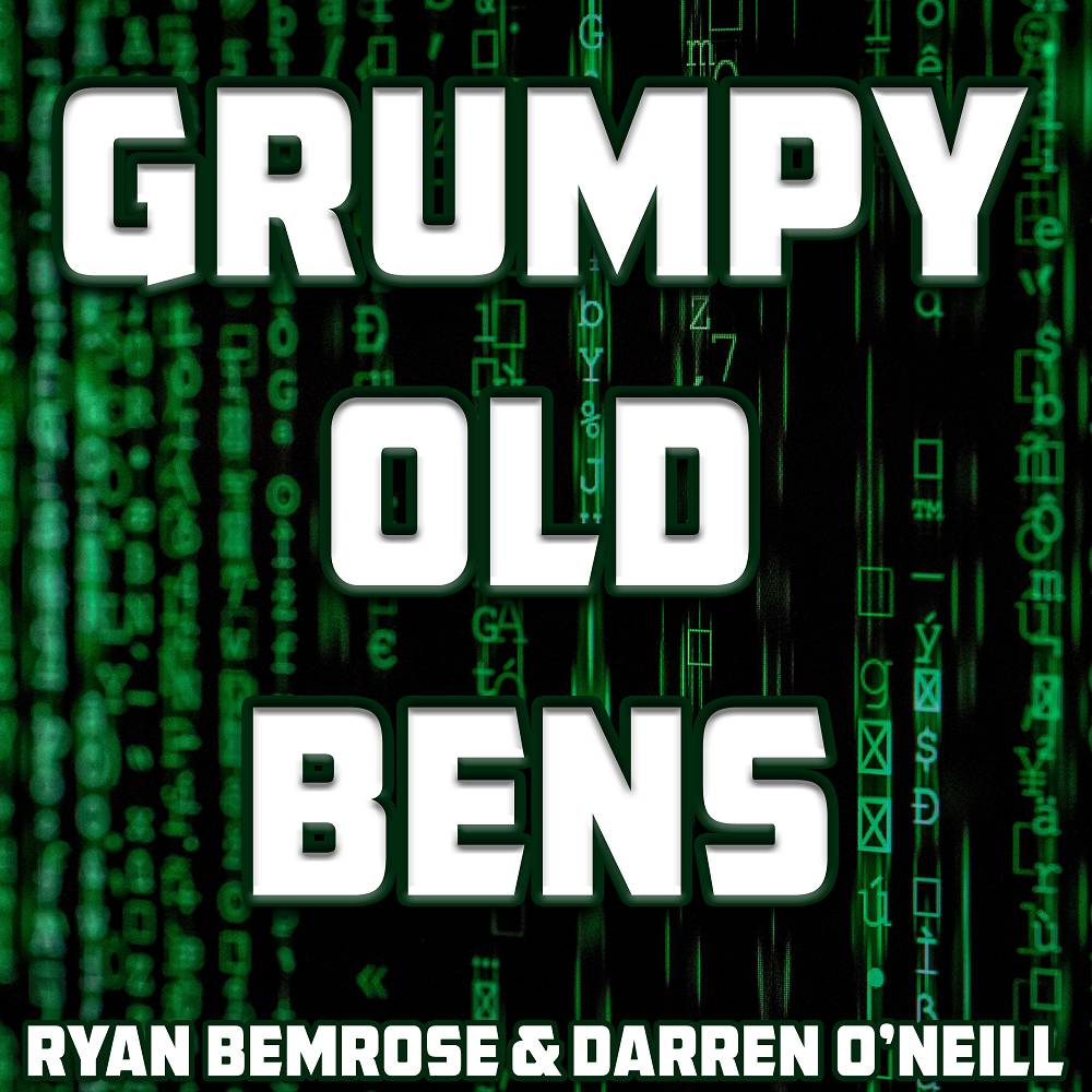Grumpy Old Bens - Episode #2 - Early Morning Coffee With Larry