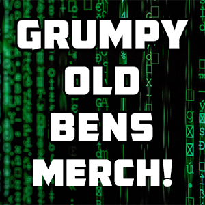 Grumpy Old Bens Merch